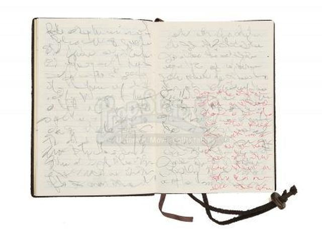 画像2: エドワード・カレンの日記帳 約88万4,000円