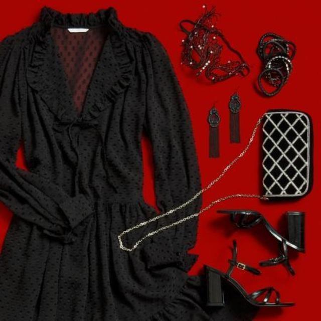 画像2: H&Mから「ブラックフライデー」をテーマにした5日間限定コレクションが登場!