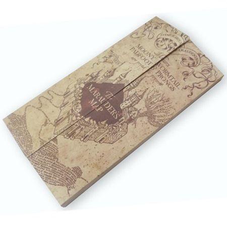 画像: ハリー・ポッター忍びの地図メモ 594円