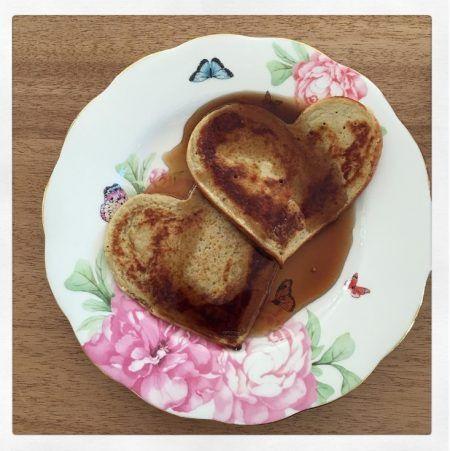 画像: ミランダのバナナ・パンケーキ・レシピ