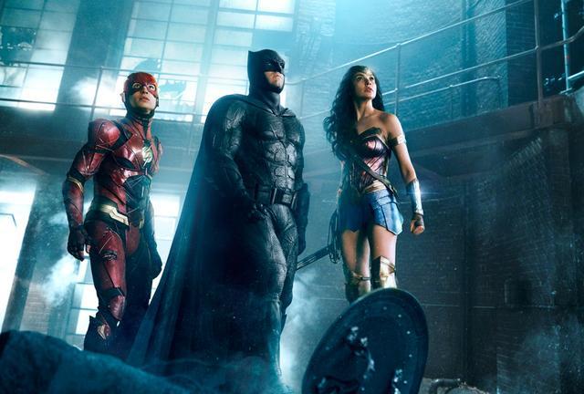 画像: DCヒーローが集結!映画『ジャスティス・リーグ』