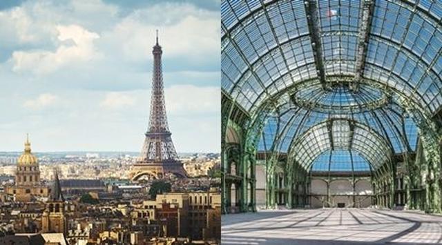画像: 会場となるのは、過去にも数々のファッションショーが行われてきたパリ8区にある有名展覧会場兼美術館のグラン・パレ(写真右)。