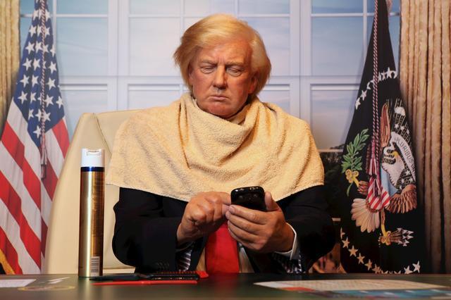 画像2: 来日予定のトランプ大統領