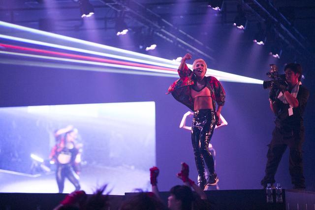 画像4: 史上初の暗闇ボクシングフェス「BIG-MONSTER」に渋谷が熱狂!
