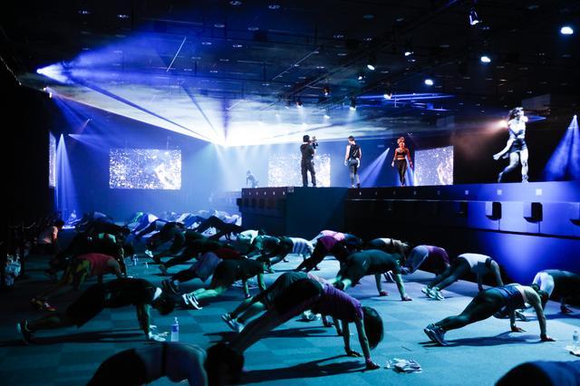 画像3: 史上初の暗闇ボクシングフェス「BIG-MONSTER」に渋谷が熱狂!