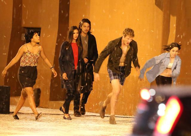 画像: 左から、カーシー、ニーナ、ディエゴ、ジェームズ、エレン。