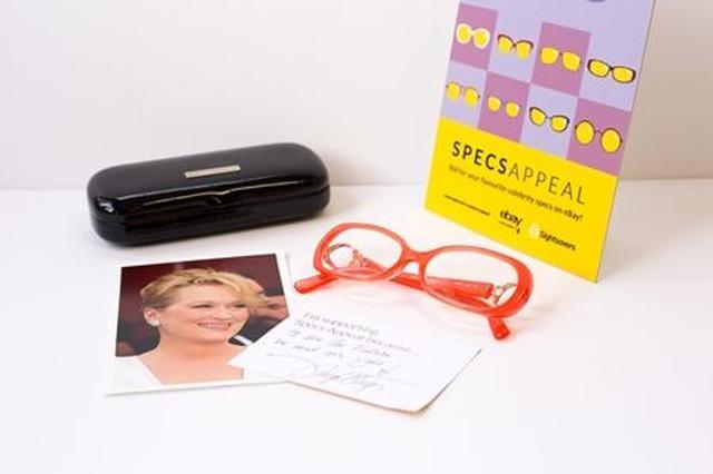 画像: Pucciの色鮮やかなメガネ。