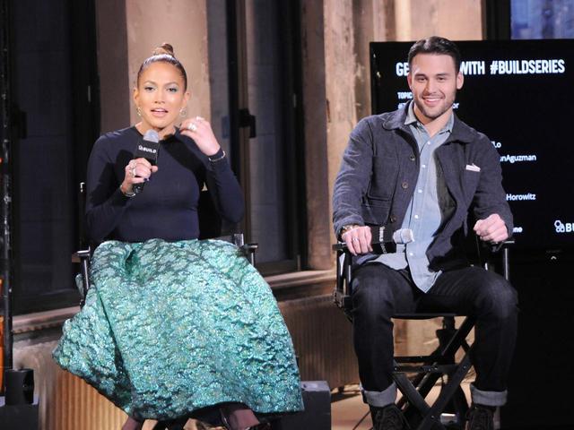 画像: 主演のジェニファーとライアン・ガスマンがトークイベントにて。