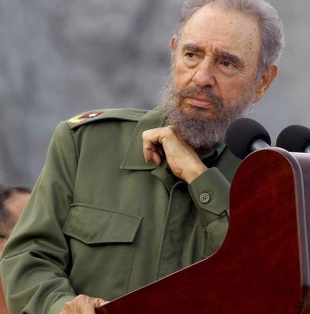 画像: 「英雄にして独裁者」フィデル・カストロ前議長の死にセレブも反応