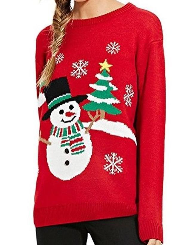 画像: 12月の第3金曜日は「ださいセーター」を着る「ナショナル・アグリー・セーター」の日