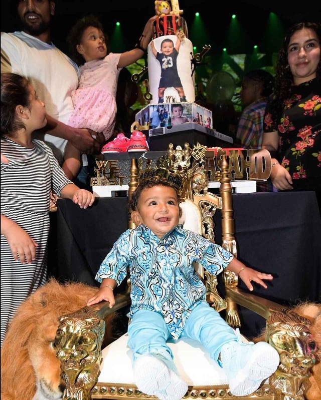 画像2: DJキャレド、1歳の息子に1,000万円の時計をプレゼント、親バカぶりがすごい