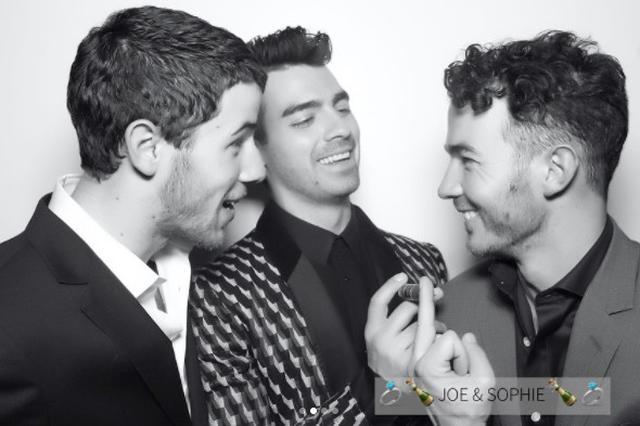 画像3: ジョー&ソフィーの婚約パーティ