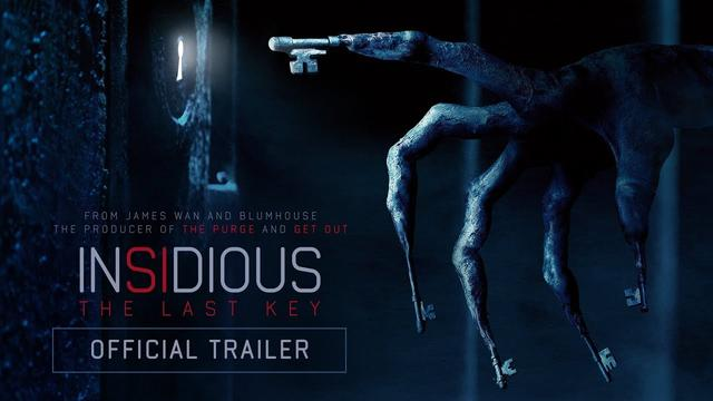 画像: Insidious: The Last Key - Official Trailer (HD) youtu.be