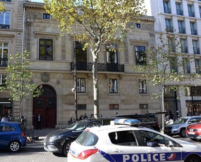 画像: 事件が起きたThe Hotel de Pourtales。