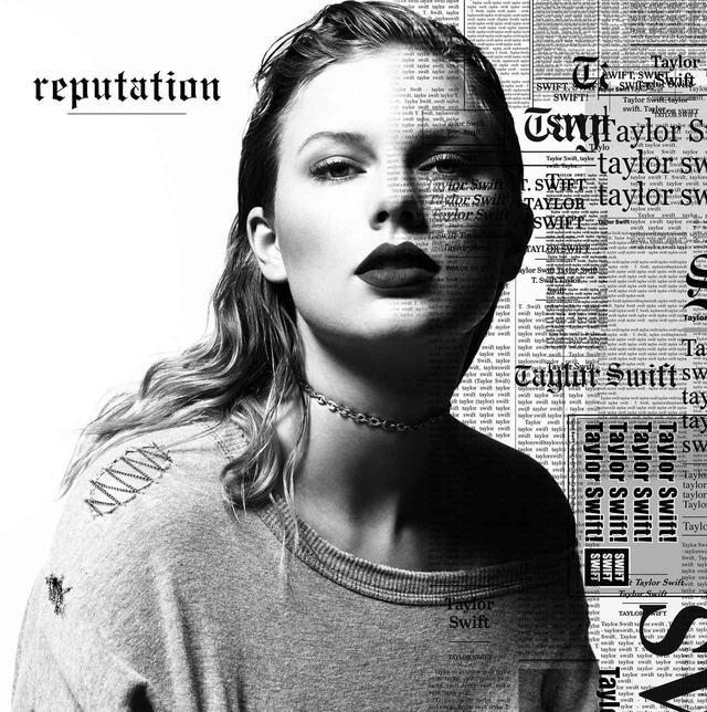 画像: ニューアルバムのジャケット写真。 ©instagram/Taylor Swift