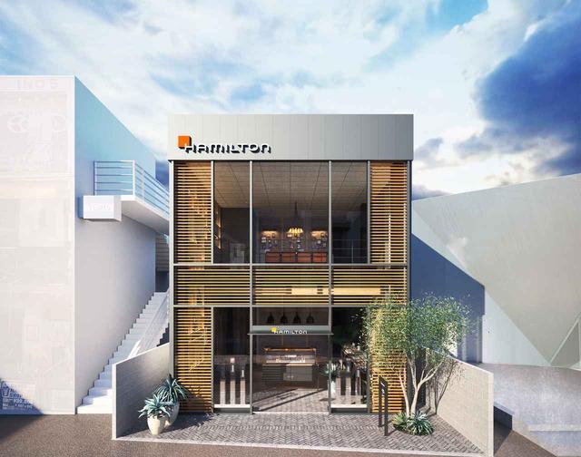 画像: 東京×NYのオシャレ空間!ハミルトンがキャットストリートに旗艦店をオープン