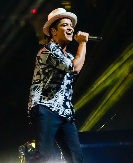 画像: ブルーノ・マーズ/ Bruno Mars