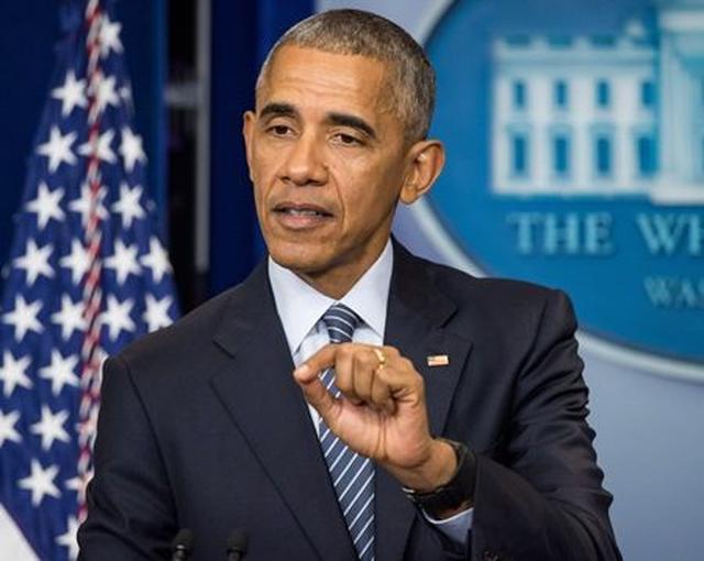 画像: バラク・オバマ米大統領が6月に「ゼノフォビア」という言葉を使った時も検索率が上がった。