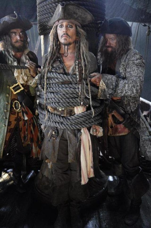 画像: 『パイレーツ・オブ・カリビアン/最後の海賊』ティーザー予告が公開に