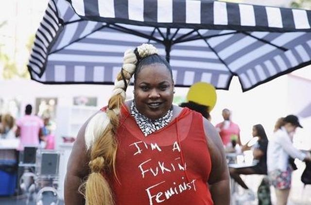 画像: 「私はフェミニスト」