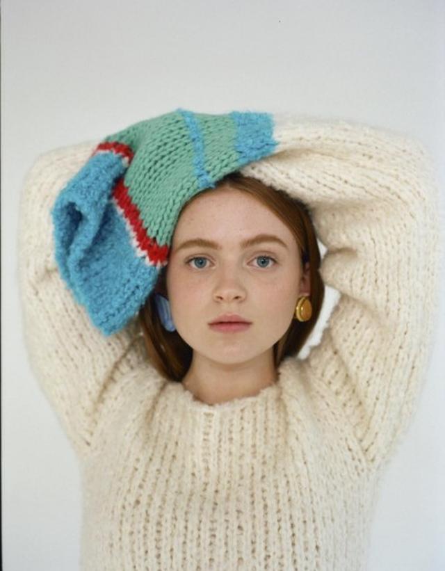 画像3: 演じるセイディは15歳とは思えないほど美人