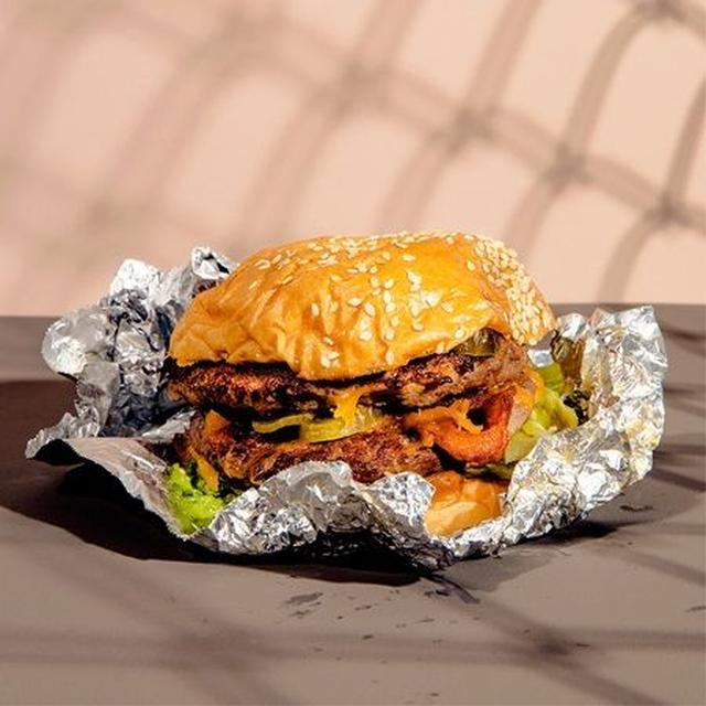 画像: 『オーシャンズ11』のハンバーガー