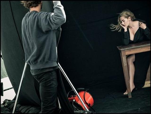 画像: 映画『愛を読むひと』のケイト・ウィンスレット