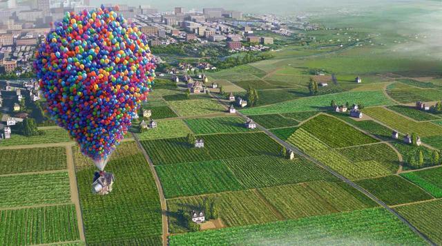 画像1: カールじいさんになりたい!椅子に100個の風船を付け空を飛んだ男性の運命はいかに