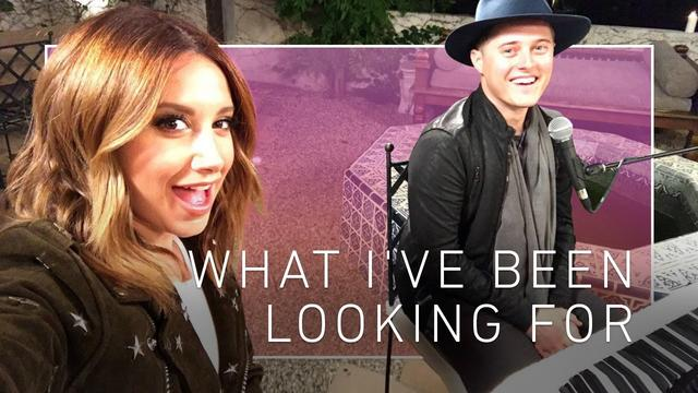 画像: What I've Been Looking For ft. Lucas Grabeel | Music Sessions | Ashley Tisdale www.youtube.com