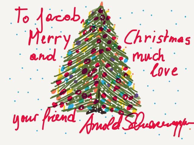 画像3: 9歳男児のもとにひと足早くクリスマスカードが大量に届いた理由とは?