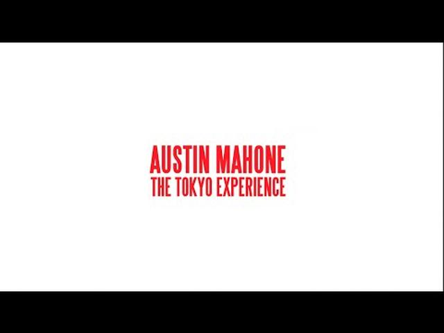 画像: Austin Mahone: The Tokyo Experience (part 1) www.youtube.com