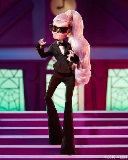 画像1: あの名曲MVでのレディー・ガガをモデルにしたキュートなゾンビ人形が誕生!