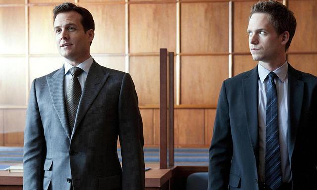 画像2: パトリック・J・アダムスとメーガン・マークルが人気ドラマ『SUITS/スーツ』降板