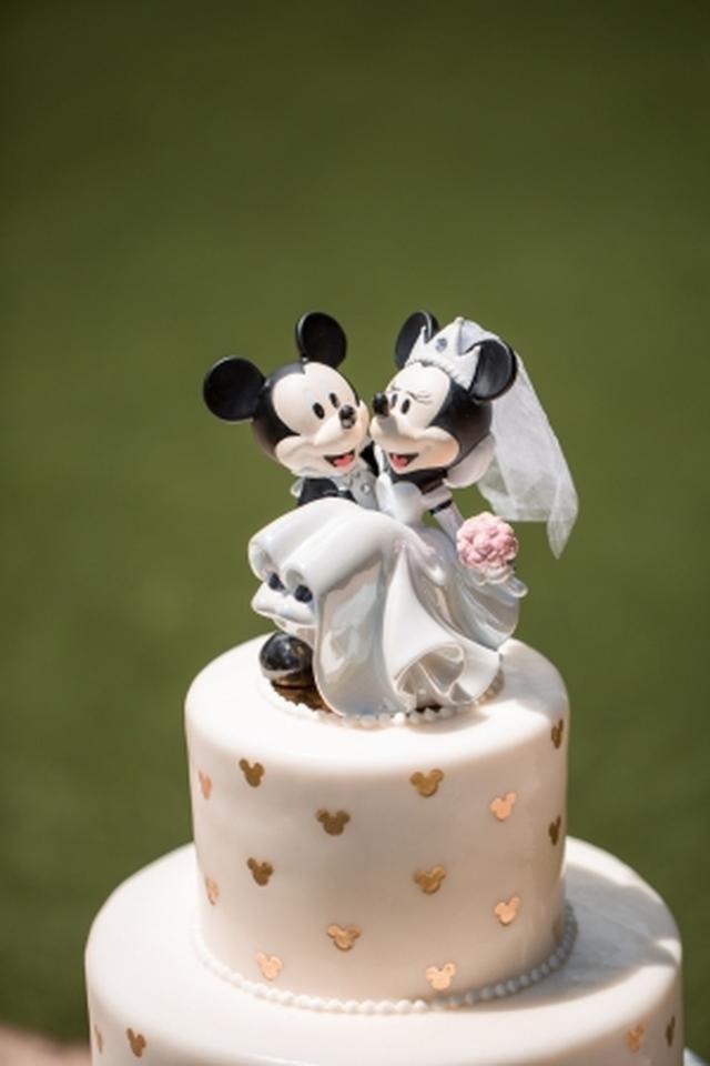 画像5: ミッキー、ミニー、スティッチが参列!ハワイで憧れのディズニー婚のキャラクターの衣装が一新