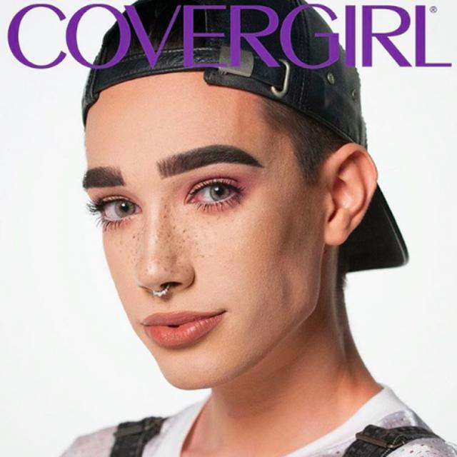 画像1: 男子もメイクを楽しむ時代!ケイティが推す17歳高校生が大手化粧品会社の顔に抜擢