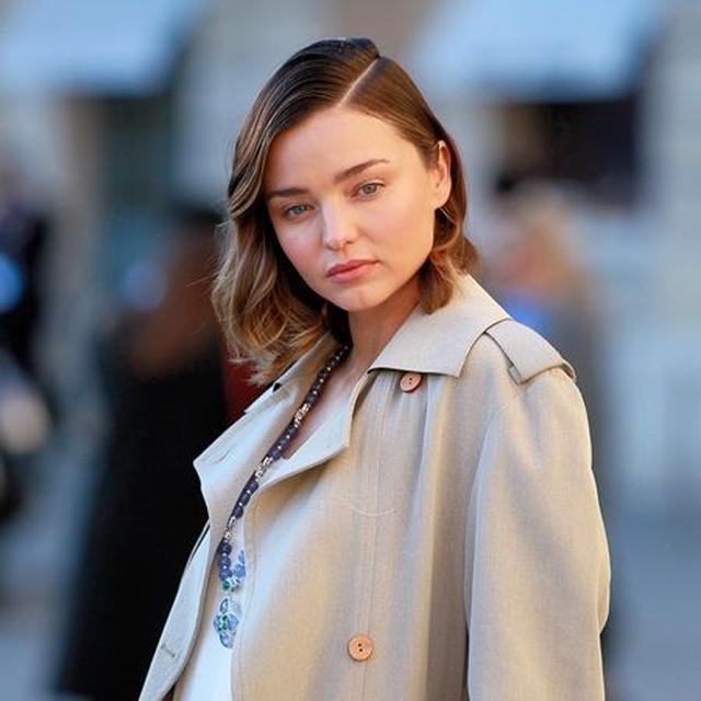 画像1: ミランダ・カーがパリでルイ・ヴィトン撮影、衣装よりも私服がセクシー