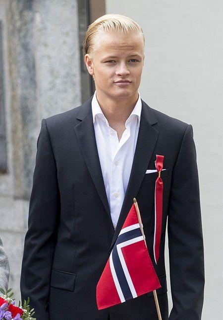 画像: マリウスは現在19歳。
