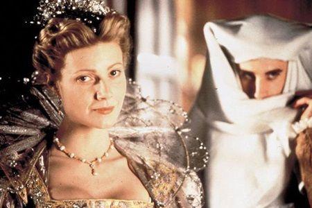 画像: 映画『恋に落ちたシェイクスピア』のグウィネス。