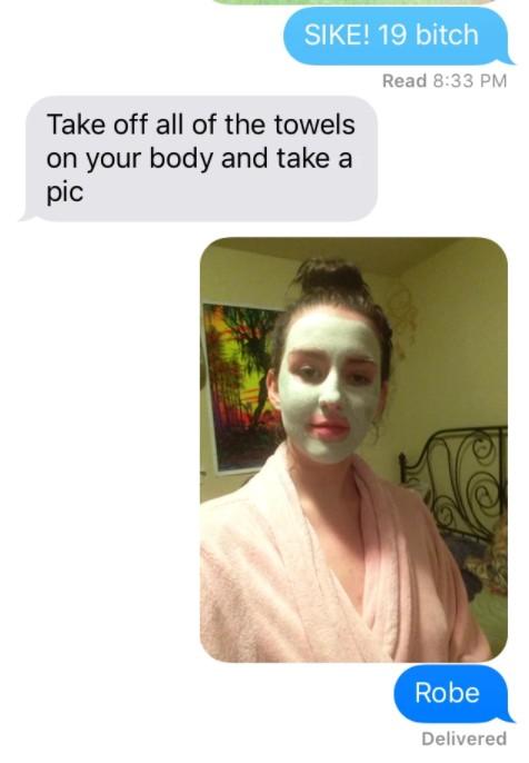 画像4: 男友達からメールで「裸を見たい」と言われた女子高生、ある方法で撃退