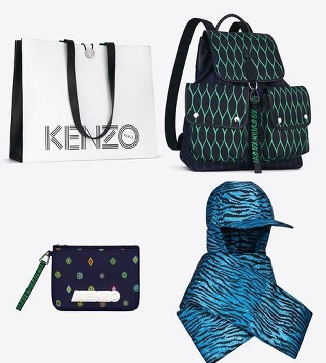 画像12: ついにKenzo×H&Mのアイテムが公開!気になるデザインは?
