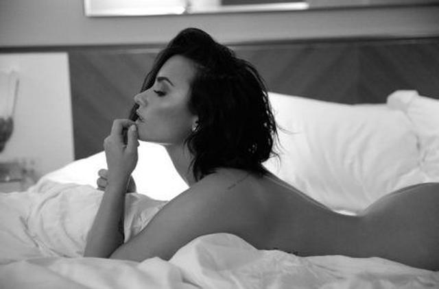 画像: デミが投稿した写真。ⒸDemi Lovato