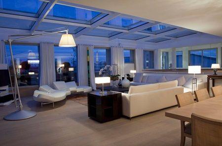 画像: 最上階のペントハウスは約350平米の広さを誇る。