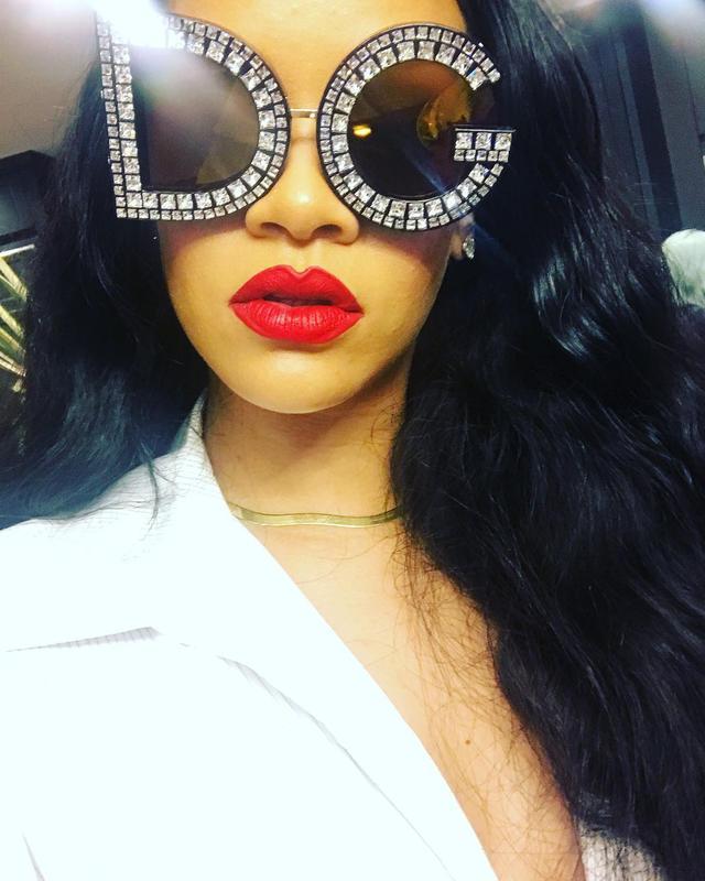 画像: Instagram/ Rihanna