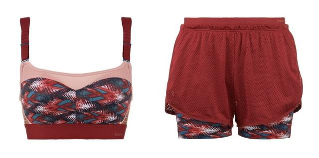 画像3: 下着ブランドならでは!トリンプから「新発想スポーツブラジャー」の新作が発売