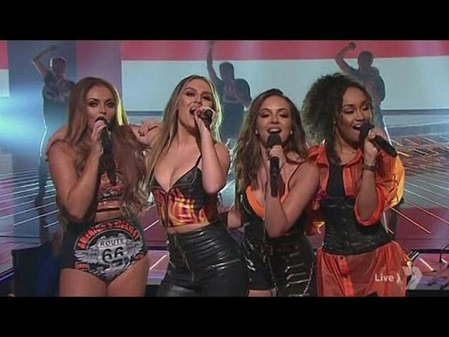 画像: Little Mix - Shout Out To My Ex (Live at the X Factor Australia 2016 Semi Final) www.youtube.com