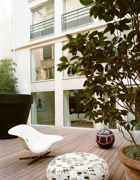 画像: レオナルドやマドンナ以外にも、ブラッド・ピットやミック・ジャガーも宿泊したことがある。