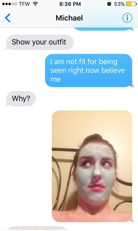 画像1: 男友達からメールで「裸を見たい」と言われた女子高生、ある方法で撃退