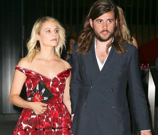 画像: 人気ドラマ『グリー』の女優ディアナ・アグロンがモロッコで結婚