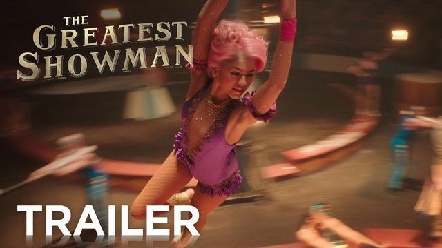 画像: The Greatest Showman | Official Trailer 2 [HD] | 20th Century FOX youtu.be