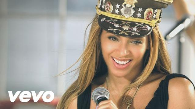 画像: Beyoncé - Love On Top youtu.be